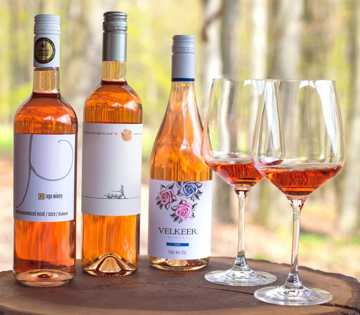 Hľadáte víno pre potešenie? Siahnite po ružovom!