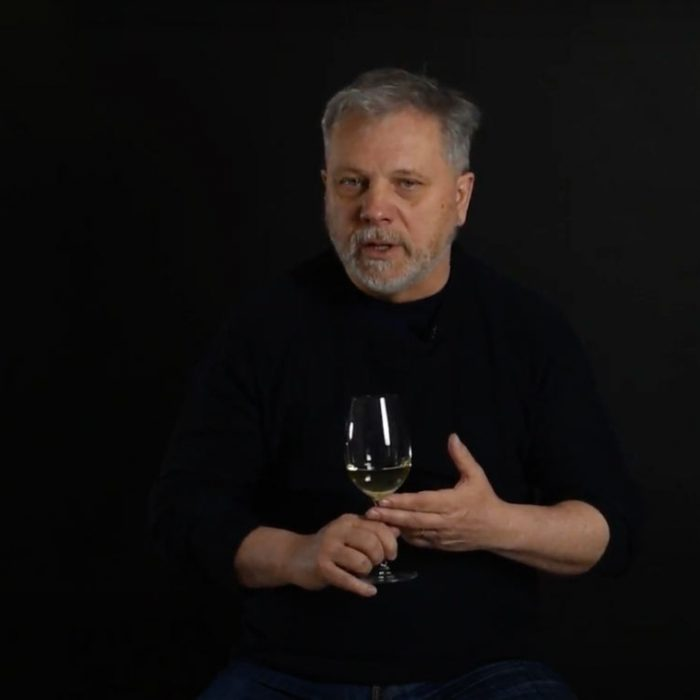 Vlado Čuchran hovorí o víne